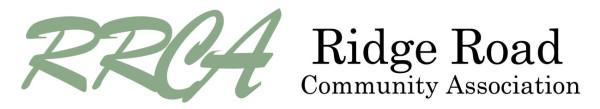 Ridge Road Community Association